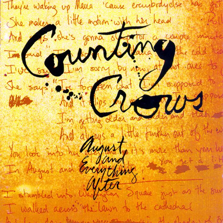 COUNTING CROWS Counting-crows-august-and-everything-after-delantera