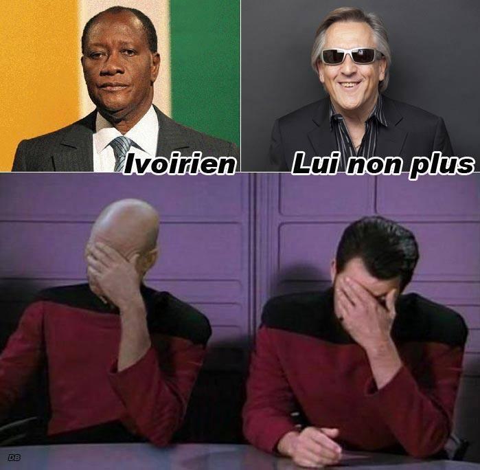 Les petites blagues ¨¨ Ivoirien