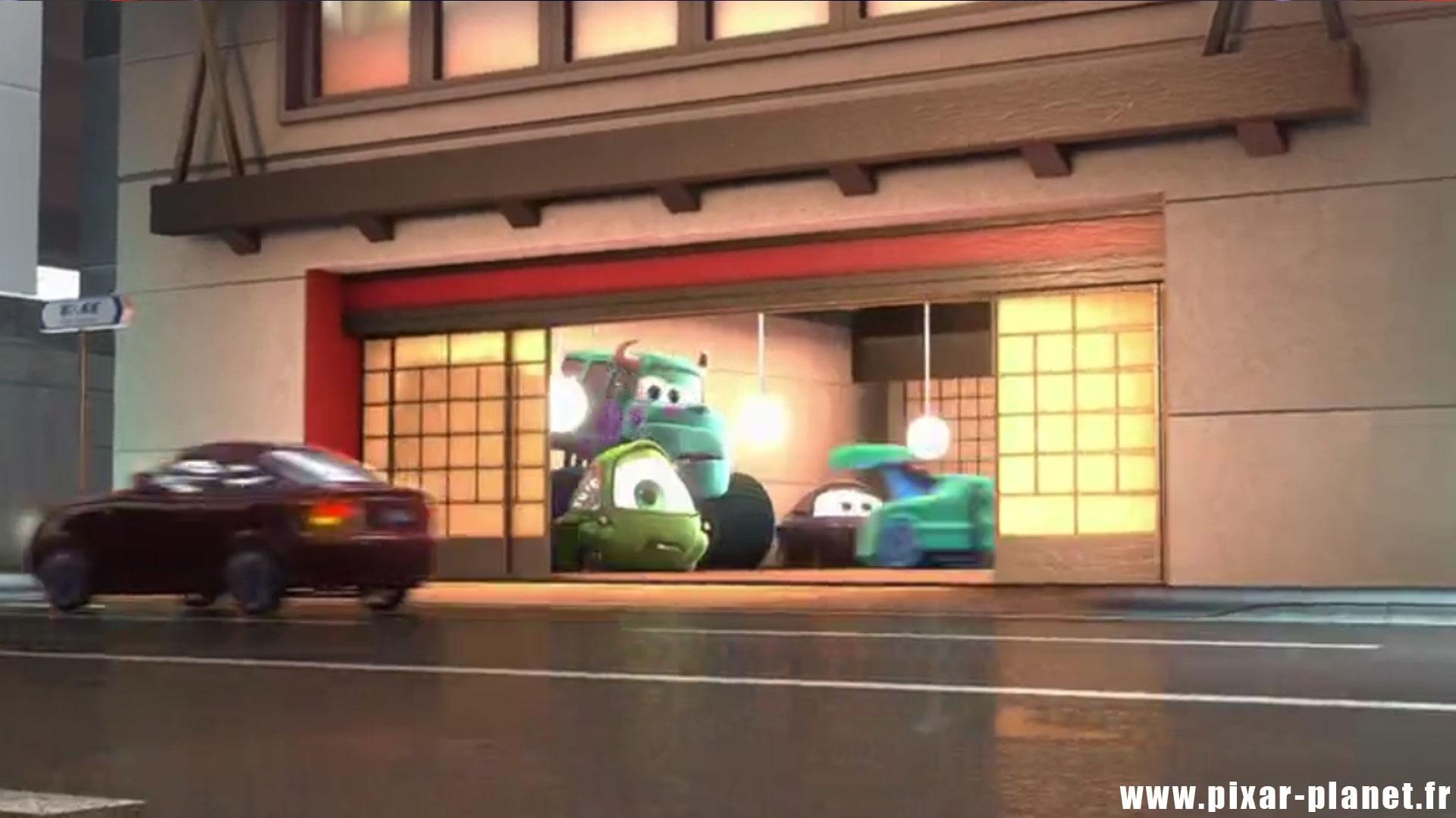 Pixar-Planet : la référence française sur l'univers Pixar. - Page 9 Cars-toon-clin-oeil-23