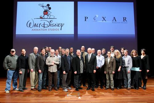 NEWS ENORMES : Disney & PIXAR dévoilent leurs futurs projets > 2008-2012 Slatepresentation