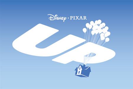 [Pixar] Là-Haut (2009) : topic de pré-sortie - Page 2 Uplogo