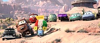 Pixar : Votre film d'animation favori ? (Liste à jour ) Cars2
