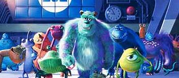 Pixar : Votre film d'animation favori ? (Liste à jour ) Monsters2
