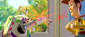 Pixar : Votre film d'animation favori ? (Liste à jour ) Toys