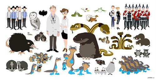 [Projet Abandonné] Newt (2008-2010) - Page 4 More-newt-concept-art-image-9