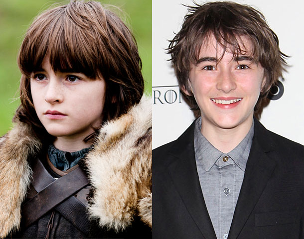 Игры престолов / Game of Thrones Isaac-hempstead-wright