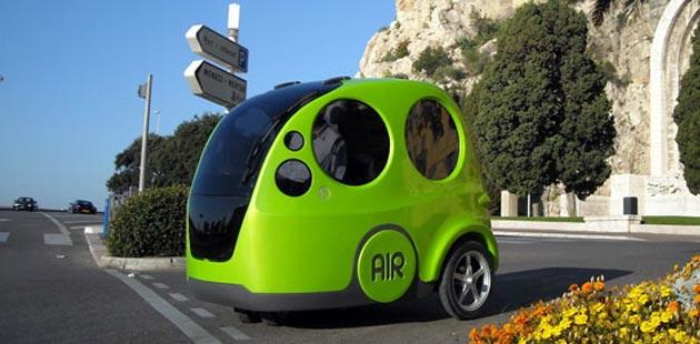 Automobil koji radi na vazduh Airpod