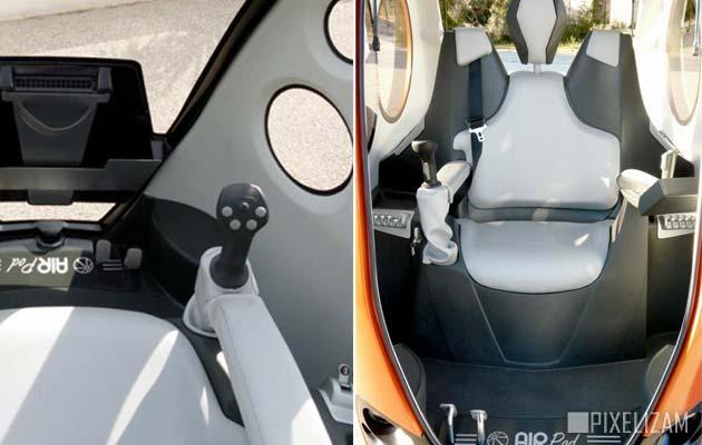 Automobil koji radi na vazduh Airpod1
