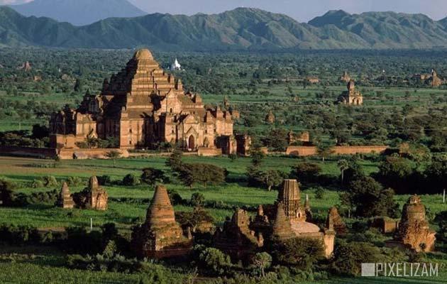 Najlepši hramovi na svetu Bagan