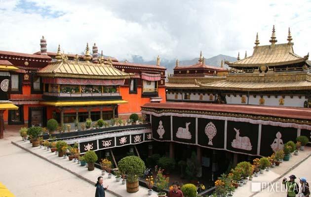 Najlepši hramovi na svetu Jokhang