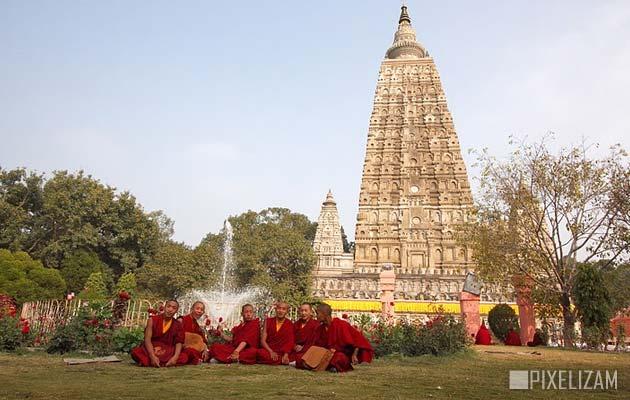 Najlepši hramovi na svetu Mahabodhi