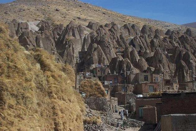 Najlepša sela na svetu Kandovan6