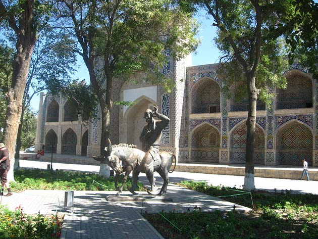 Uzbekistan Buhara5