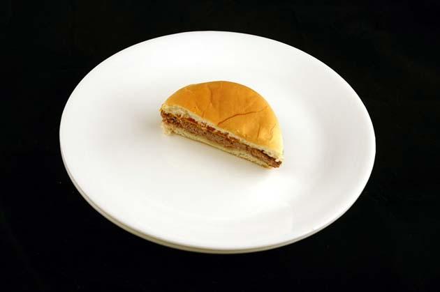 O  kalorijama .... Cheeseburger