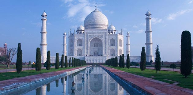 Zanimljivosti o poznatim građevinama Taj-Mahal