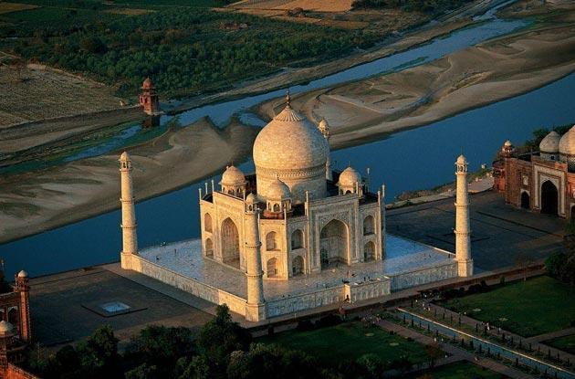 Zanimljivosti o poznatim građevinama Taj-Mahal1
