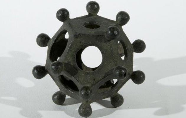 Zanimljivosti iz sveta arheologije Rimska-dodekaedara