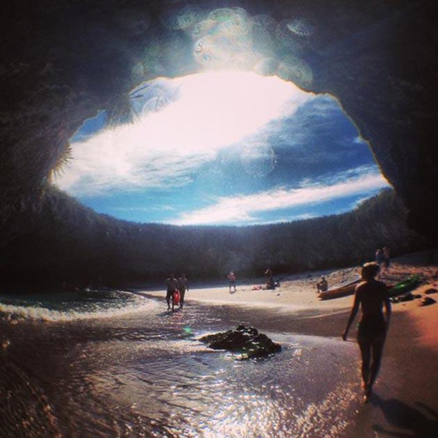 Najčudnije plaže na svetu  Skrivena-plaza4