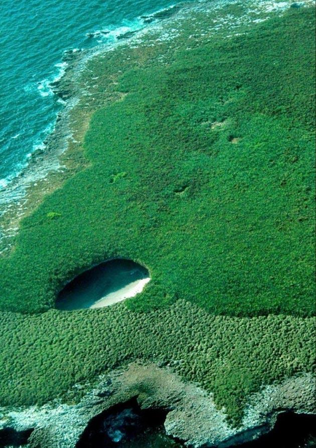 Najčudnije plaže na svetu  Skrivena-plaza5