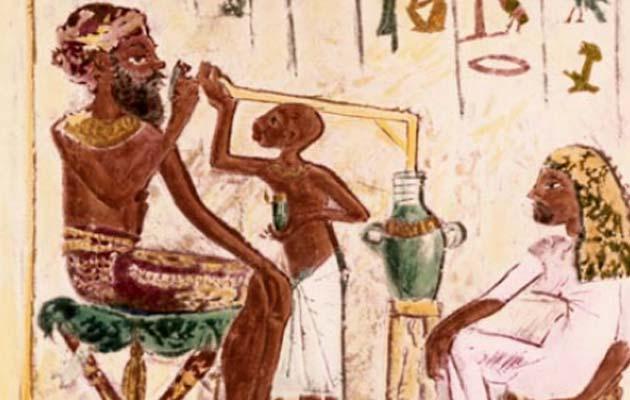 Zanimljivosti iz sveta arheologije Drevni-antibiotik