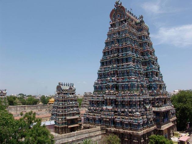 Najlepši hramovi na svetu Meenakshi-Amman3