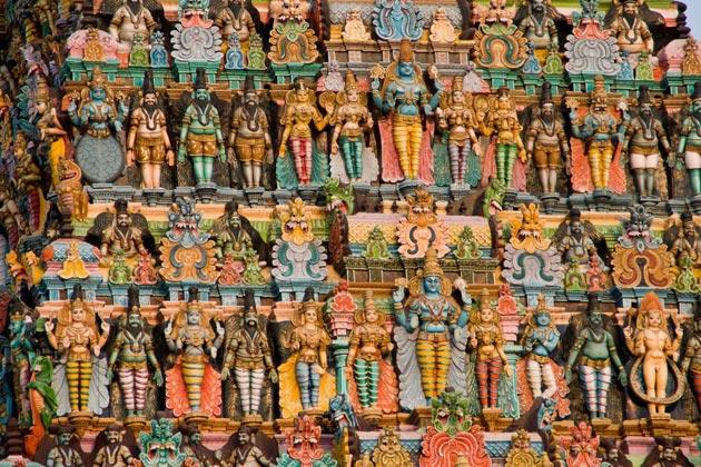 Najlepši hramovi na svetu Meenakshi-Amman4
