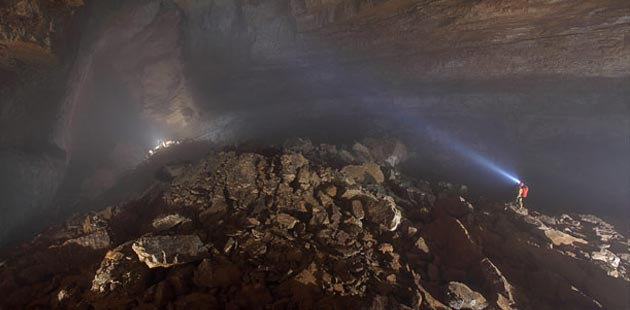 Najzanimljivije  pećine na svijetu - Page 2 Gouffre-Berger