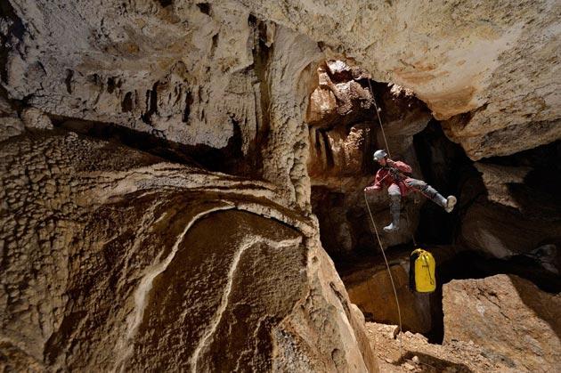 Najzanimljivije  pećine na svijetu - Page 2 Gouffre-Berger5