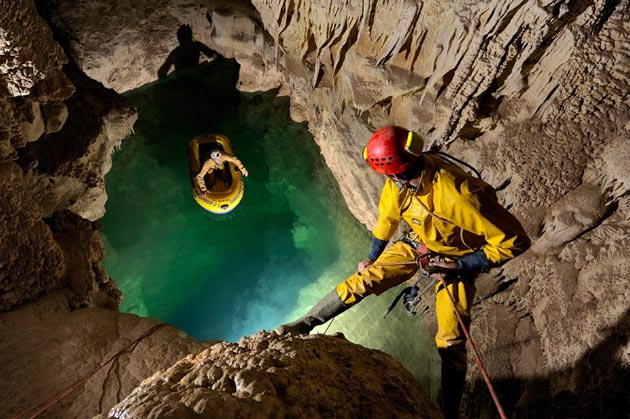 Najzanimljivije  pećine na svijetu - Page 2 Gouffre-Berger8