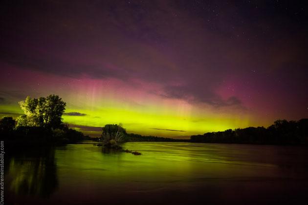 Najzanimljiviji prirodni fenomeni - Page 2 Crvena-aurora10