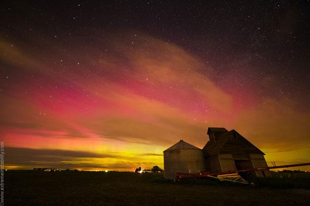 Najzanimljiviji prirodni fenomeni - Page 2 Crvena-aurora11