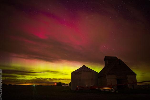 Najzanimljiviji prirodni fenomeni - Page 2 Crvena-aurora12