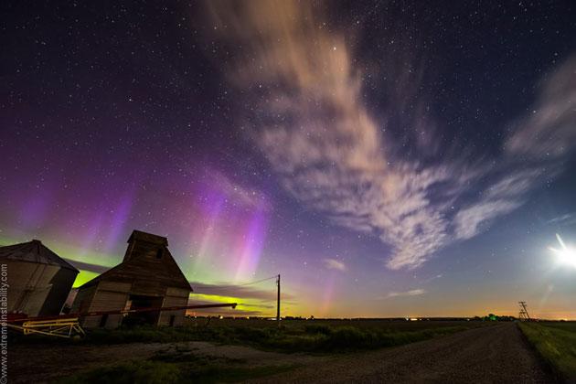 Najzanimljiviji prirodni fenomeni - Page 2 Crvena-aurora2