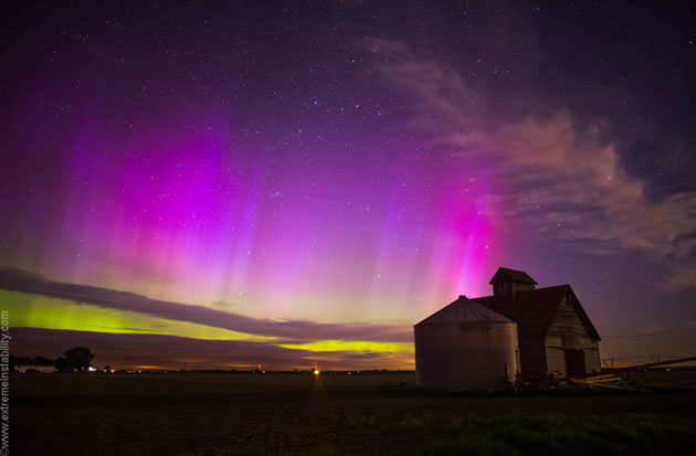 Najzanimljiviji prirodni fenomeni - Page 2 Crvena-aurora5