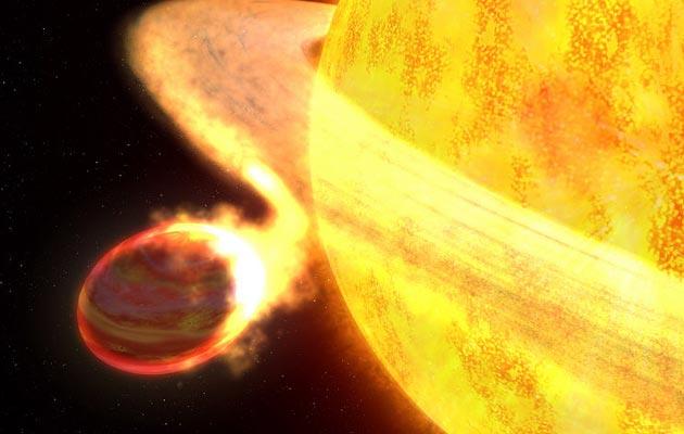 Krajnje negostoljubive planete (za ljude) WASP-12b