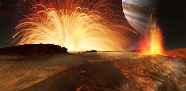 Krajnje negostoljubive planete (za ljude) Planeta
