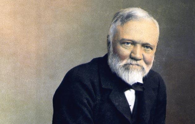 Istorija biblioteke Andrew-Carnegie-1