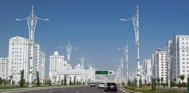 Turkmenistan Asgabat-1