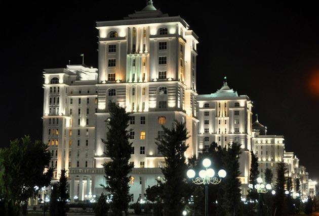 Turkmenistan Asgabat-11