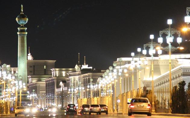 Turkmenistan Asgabat-12
