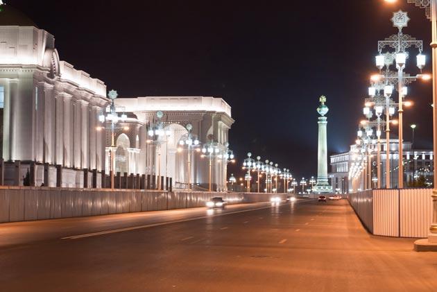 Turkmenistan Asgabat-13