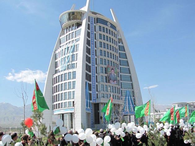 Turkmenistan Asgabat-15