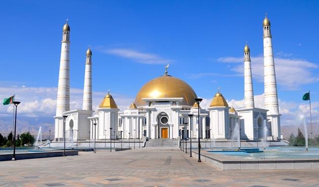 Turkmenistan Asgabat-16