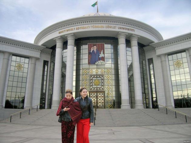 Turkmenistan Asgabat-17