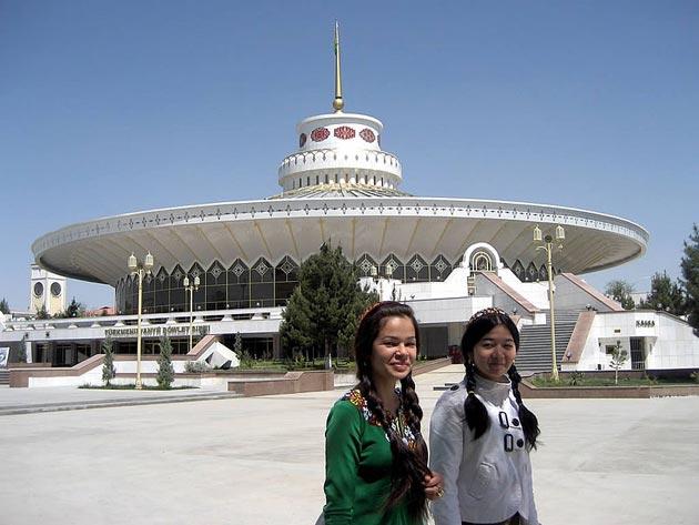 Turkmenistan Asgabat-19