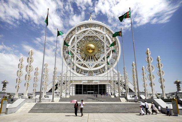 Turkmenistan Asgabat-2