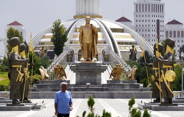 Turkmenistan Asgabat-3