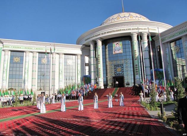 Turkmenistan Asgabat-4