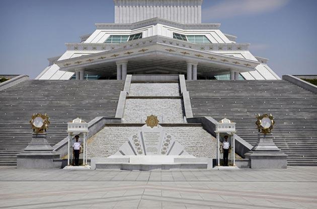 Turkmenistan Asgabat-5