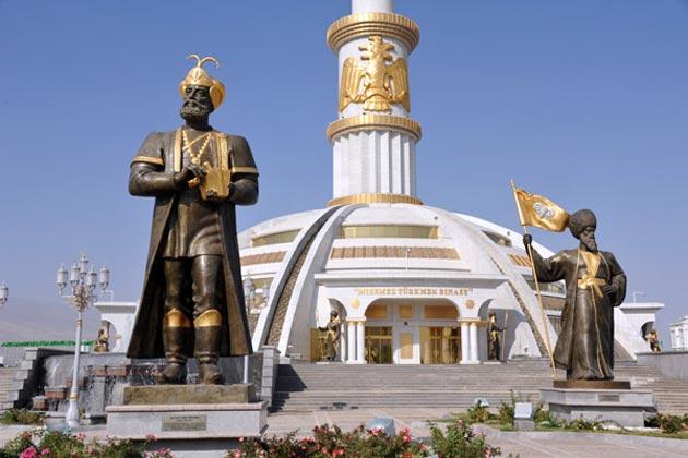 Turkmenistan Asgabat-6